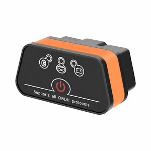 Details about OBD2 Car Diagnostic Scanner OBDII Interface Adapter Check  Engine Erase Code DIY