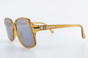 PLAYBOY-Sonnenbrille-Mod-4522-11-56-18-140-Sunglasses-Brown-80s-Optyl-Austria