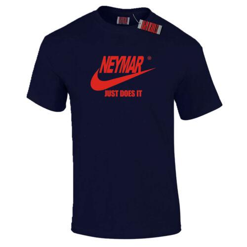 Neymar Jr Surname Spoof Paris France Saint Brazil Hoodie Or T-Shirt