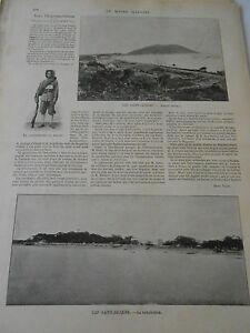 1899 Article De Presse Extrême Orient Cap Saint Jacques Le Sanatorium