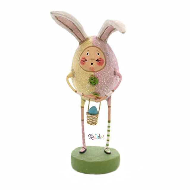 Lori Mitchell Figurine Eggbert Hopperton ESC /& Company Easter Folk Art 2016