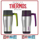 Thermos STAINLESS STEEL Element 5 VACUUM Insulated Travel Mug Bottle Flask 470ml