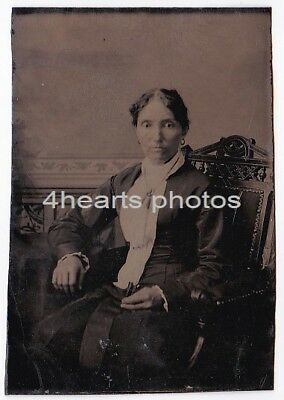 G18-1153 Sittie Campbell Widney or Malinda Strouse Campbell - Sidney, OH