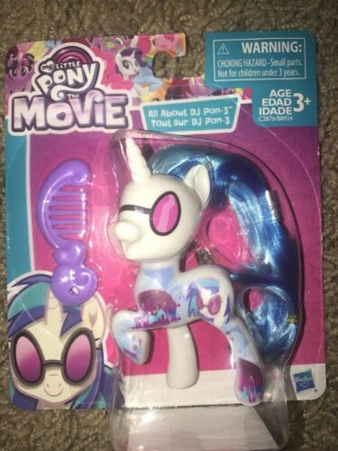 My Little Pony Friends All About Dj Pon-3