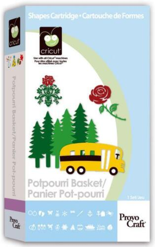 some no box Cricut Cartridge *Linked* Hard 2 Find Book /& Overlay New ONes Add