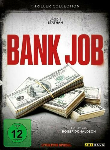 1 von 1 - Bank Job (Thriller Collection) (2015) - DVD - (NEUWERTIG)