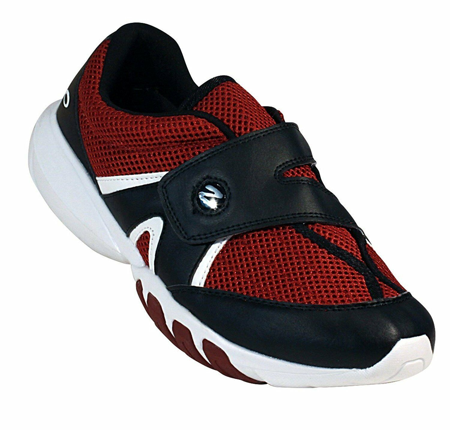 Zeko Lightweight Fishing, Boating, Outdoor and Athletic Drainable Crimson shoes