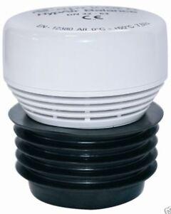 Aerateur-Valve-de-ventilation-pour-Sanitaranlagen-DN-30-63