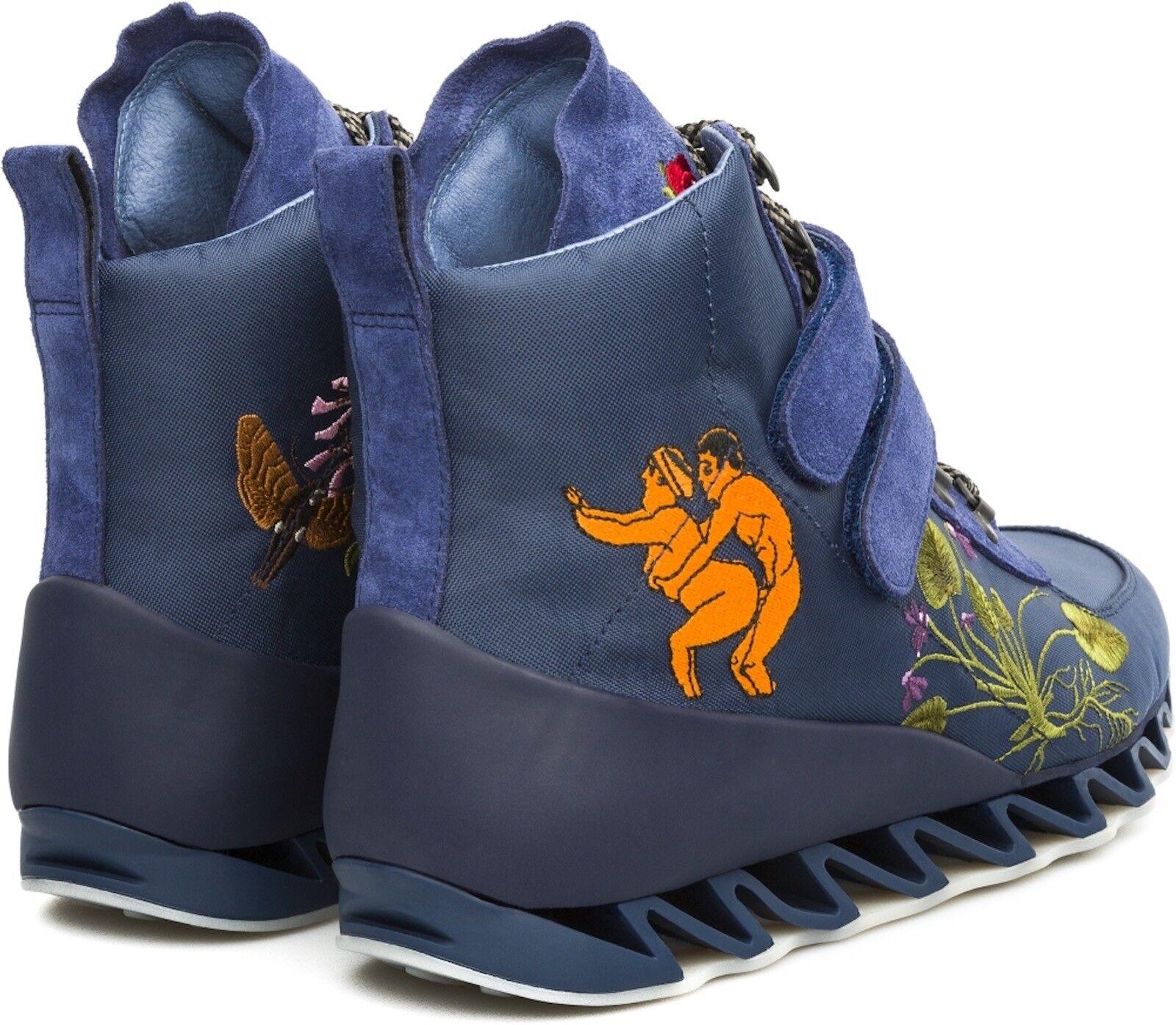 Bernhard Willhelm X Camper US 7 Together Himalayan Sneakers 36754-002