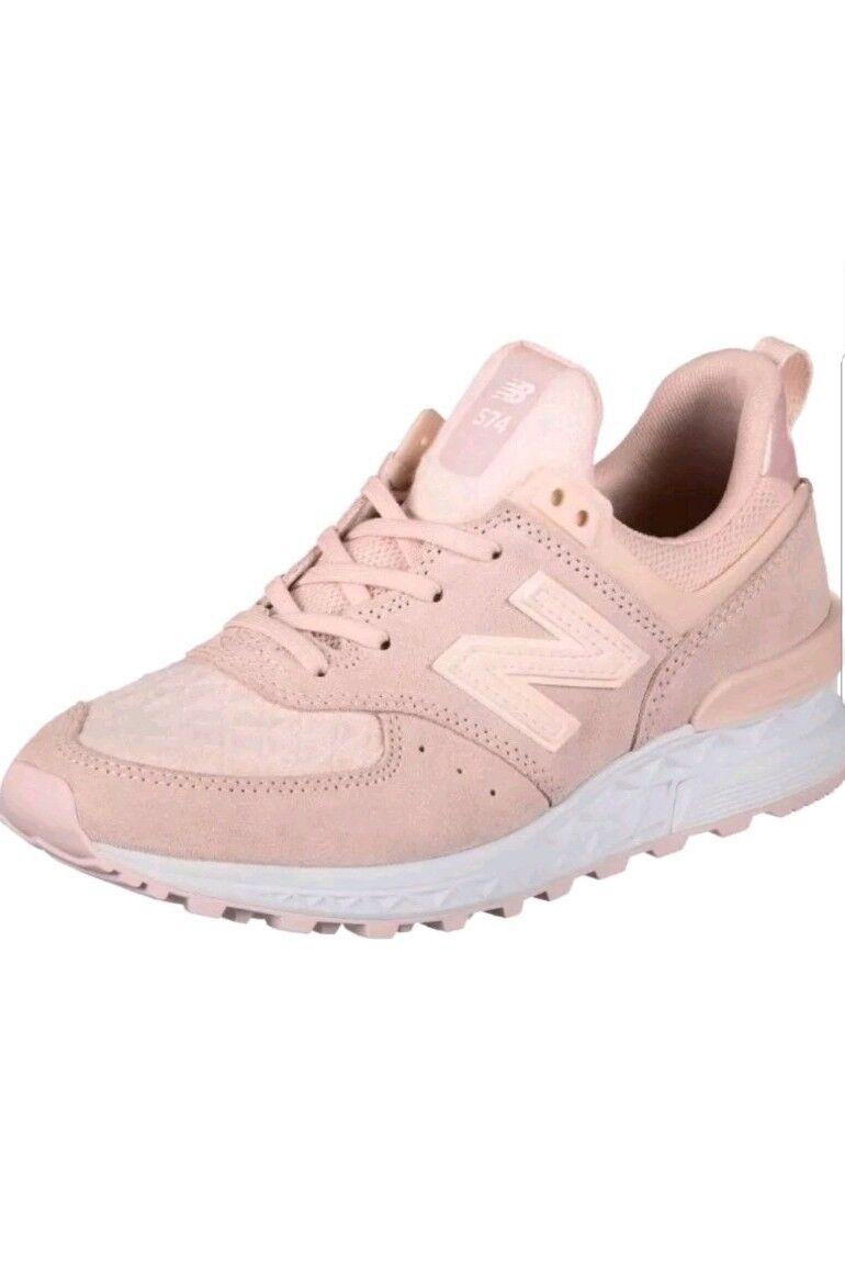 New Balance Pink 574 - WS574SNC - Pink Balance - UK Größe 8 EU Größe 41.5 BRAND NEW 01d764