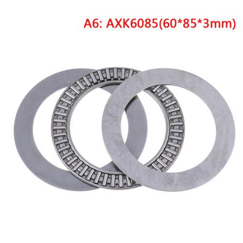 AXK series axial needle roller thrust bearings with two*washers AXK3047-AXK75 CA