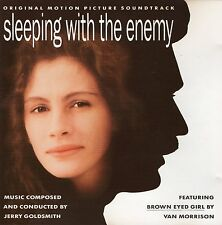Jerry Goldsmith Sleeping With The Enemy SOUNDTRACK OST SONY 1991