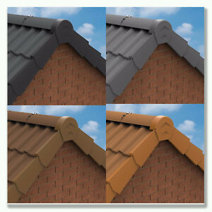 Universal Dry Verge System Manthorpe Gable Apex Roof