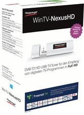 Artikelbild Hauppauge WinTV-NexusHD DVB-T2 USB TV-Tuner (freenetTV) NEU & OVP
