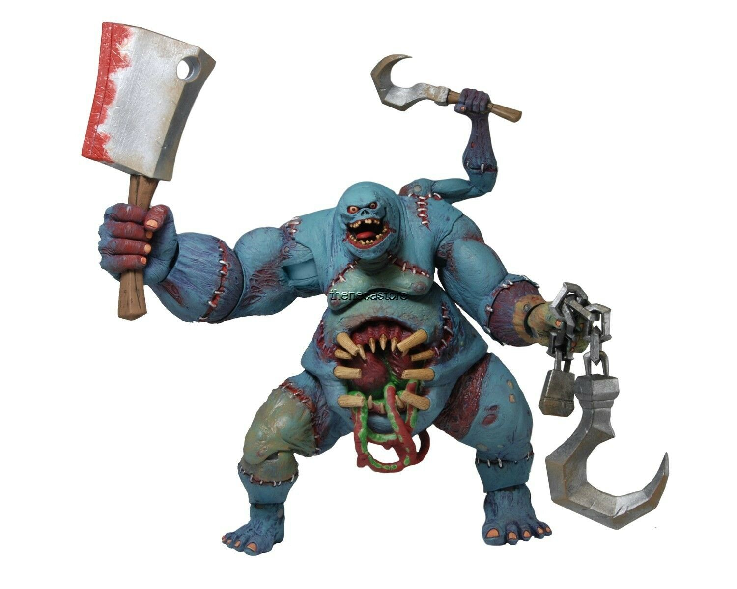 Heroes of the Storm 7  Scale Deluxe Action Figure - Stitches - NECA   Blizzard