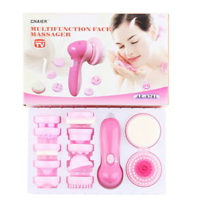12-in-1-Multifunction-Electrical-Facial-Cleansing-Brush-Face-Massager-Kit-QH