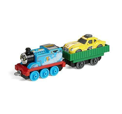 Thomas Friends FJP55 grandes Thomas y /& Ace the Racer Thomas the Tank Motor 3