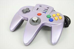 Nintendo-64-Controller-ASCII-PAD-PARUTO-Tested-Purple-JAPAN-Ref-2119