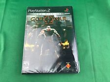 God of War II (Sony PlayStation 2, 2007)  Brand New (DAMAGE CASE)