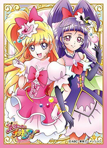 Character Sleeve Witch  Pretty Cure  cure Miracle & cure Magical (En-312)F S  negozi al dettaglio