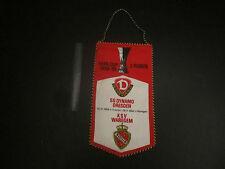 080216 DDR Oberliga Wimpel Dynamo Dresden - KSV Waregem EC
