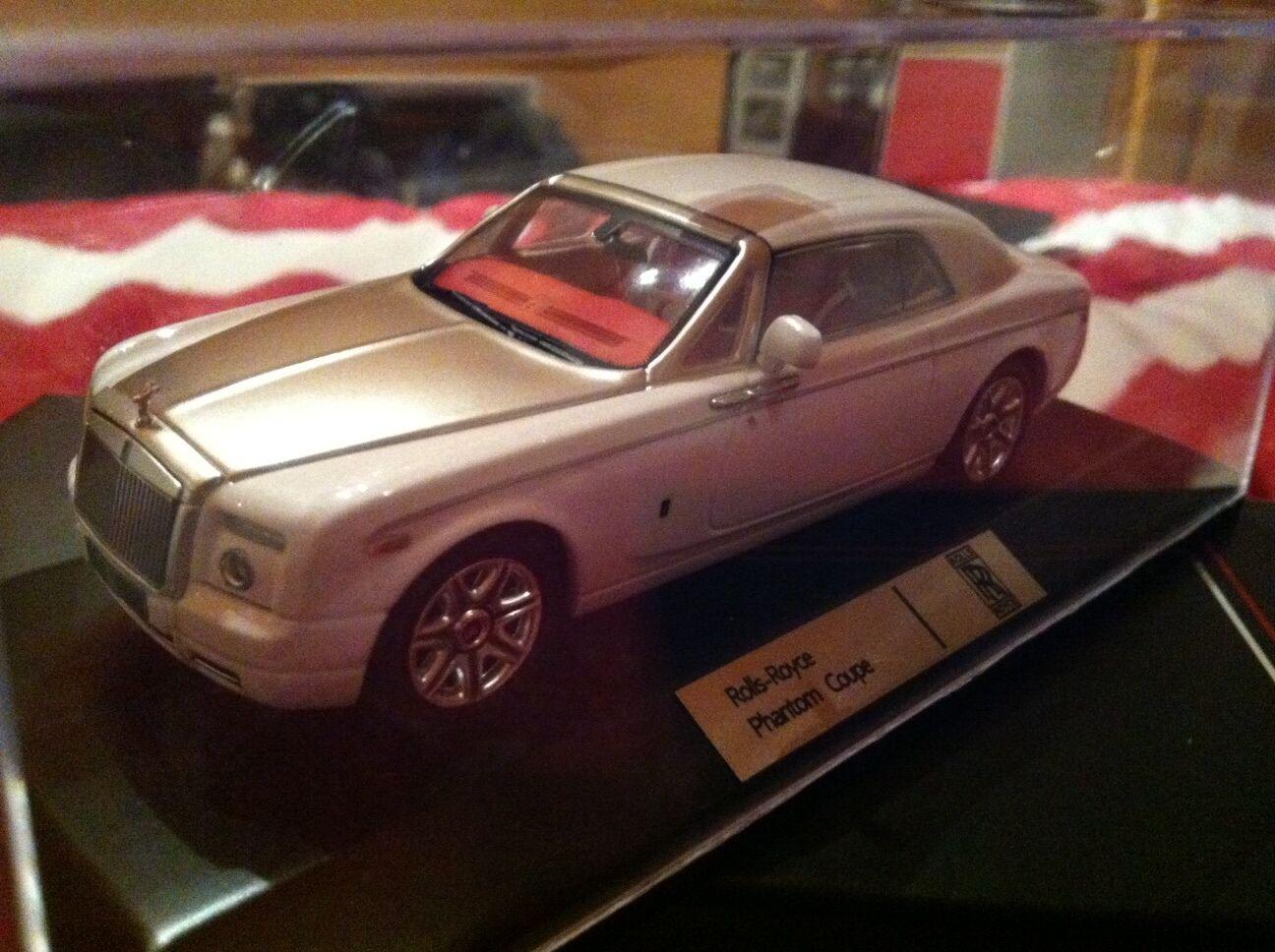 Rolls Royce Phantom Coupé 1 43 Neuve IXO