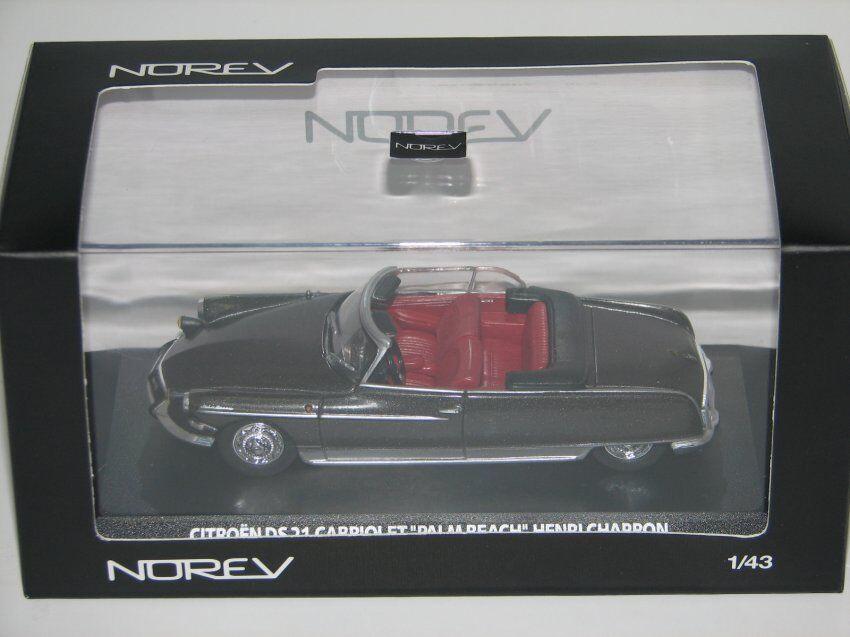 Citroen DS 21 Cabriolet Henri Chapron 157031 Norev 1 43 43 43 New in a box  6545f8