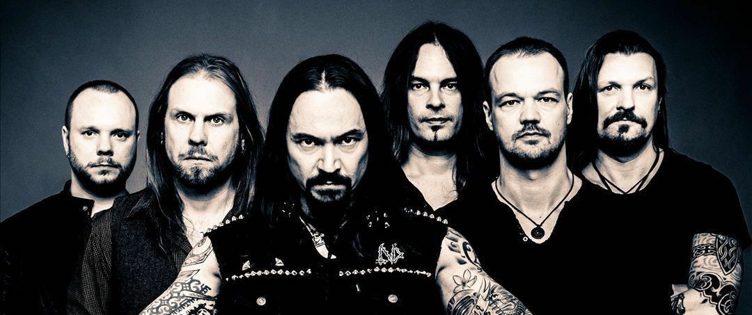 Amorphis with Dark Tranquillity, Moonspell and Omnium Gatherum