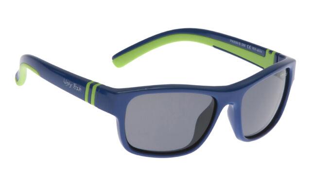 d0903ce0899 Ugly Fish Polarised Sunglasses Pk699 Kids Blue Frame Smoke Polarized ...