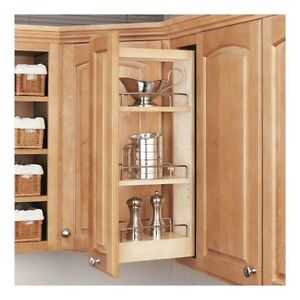 kitchen cabinet sliding racks rev a shelf pull slide out adjustable kitchen storage wood 19584