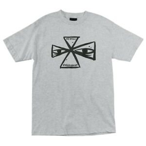 2496868f6 Image is loading Independent-Trucks-Ray-Barbee-CROSS-Skateboard-T-Shirt-
