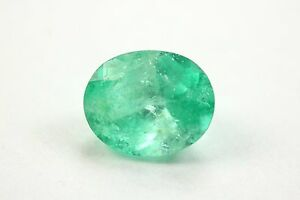 2-18-Ct-STUNNING-Bright-Green-100-NATURAL-GREEN-COLOMBIAN-EMERALD