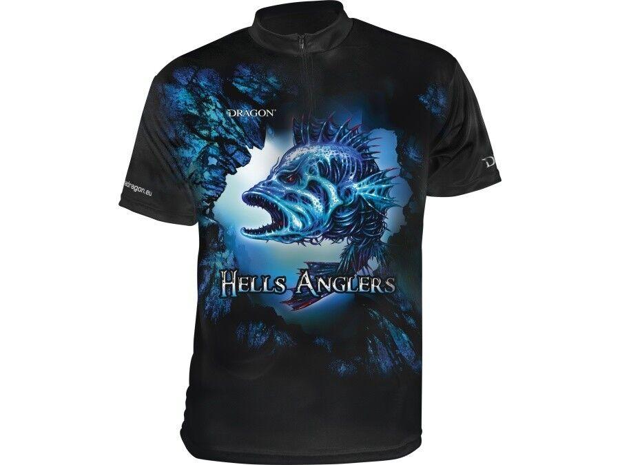 Dragon T-shirt ClimaDRY Perch   Extra light   size S-XXXL