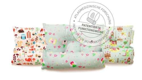mySheepi® KIDS Reise- Wohlfühl- und Lieblingskissen für Kinder ab 1 Jahr
