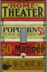 HOME THEATER MOVIE SIGNS MOVIE ROOM HOME WALL DECOR LIGHT ...