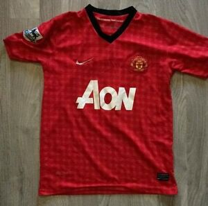 sports shoes 8d9ea 99dce Details about Manchester United jersey. Robin Van Persie