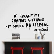 Ivy Bronx Dellwood Usa Graffiti Wall Decal For Sale Online Ebay