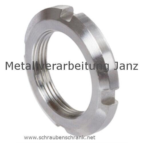 Nutmuttern DIN 70852 M20x1,5 mm verzinkt 1 Stück