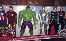HASBRO MARVEL AVENGERS TITAN HERO SERIES SUPERHERO 6 Pack HTF!