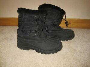 Mountain-Warehouse-Mens-Plough-Snow-Boots-Size-7