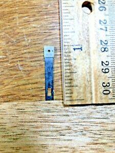"1""  Grandfather Clock Suspension Spring      (K1468)"