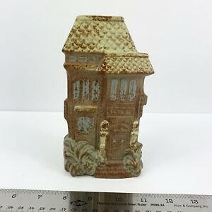 Counterpoint-Wall-Pocket-Vase-Brownstone-House-Pottery-Japan-San-Francisco