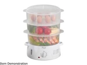 Rosewill RHST-15001 9.5-Quart (9L), 3-Tier Food Steamer