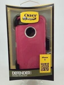 OtterBox-Defender-Series-Case-Holster-Lightning-Cable-Headset-For-iPhone-5-5s-SE