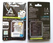 Batteria maggiorata originale ANDIDA compatibile Motorola BH6X da 2000mAh