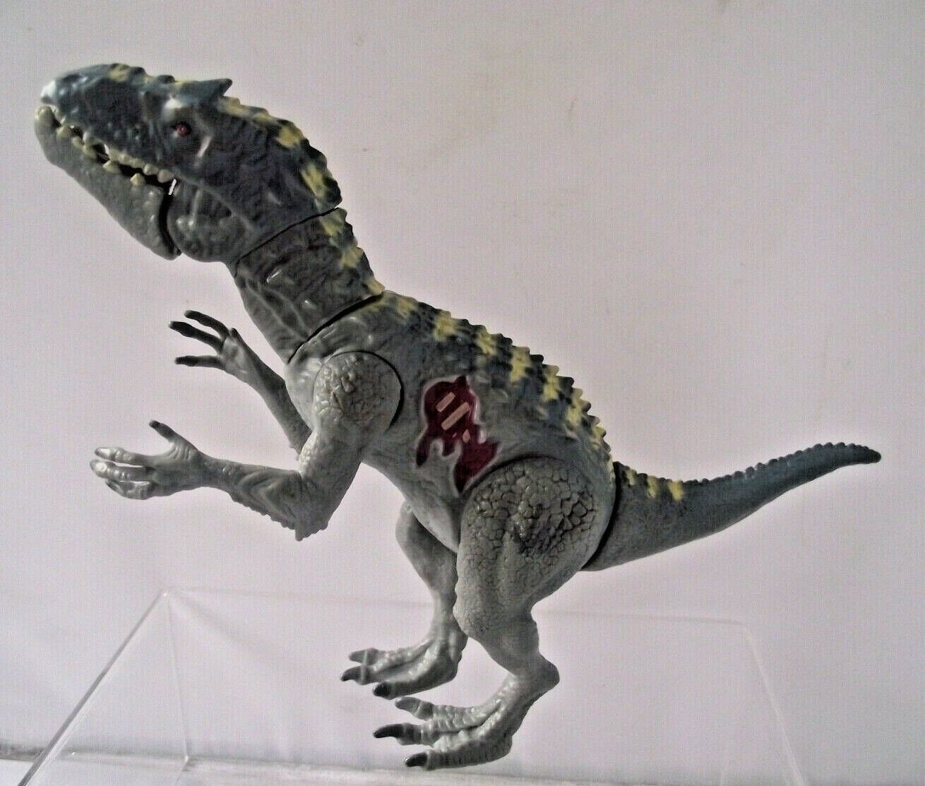Hasbro Jurassic World Bashers and Biters INDOMINUS REX Dinosaur Figure Rare