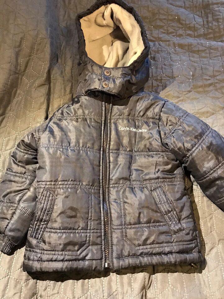 Vinterjakke, Vinterjakke, Calvin Klein Jeans