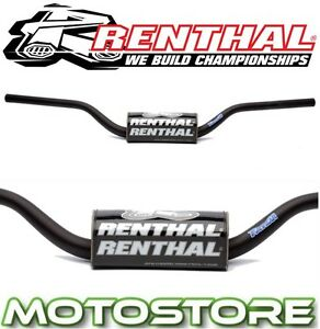 renthal fatbar handlebars black fits ktm 390 duke 2014 bar pad | ebay