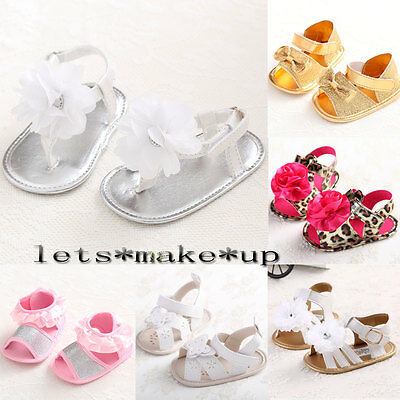 Hot Newborn Sandals Infant Boys Girls Toddler Girl baby shoes age 0-18 months#
