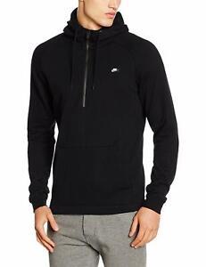 a black nike hoodie